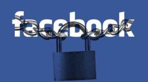 Где в фейсбук заблокированные пользователи