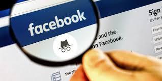Кто удалил меня в facebook