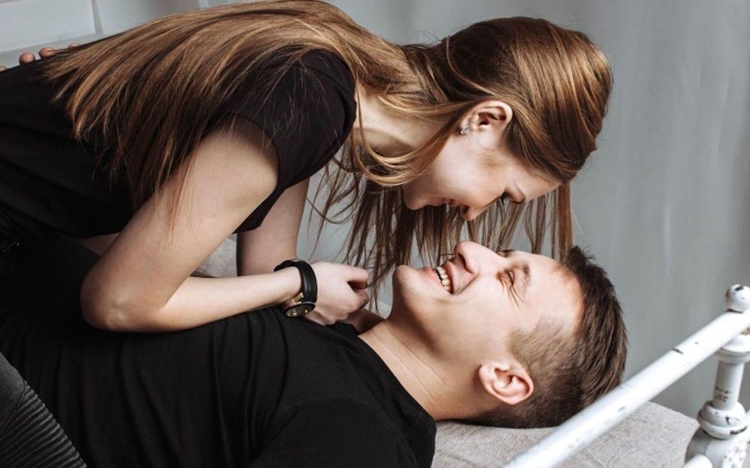 Как парень переспит девушкой