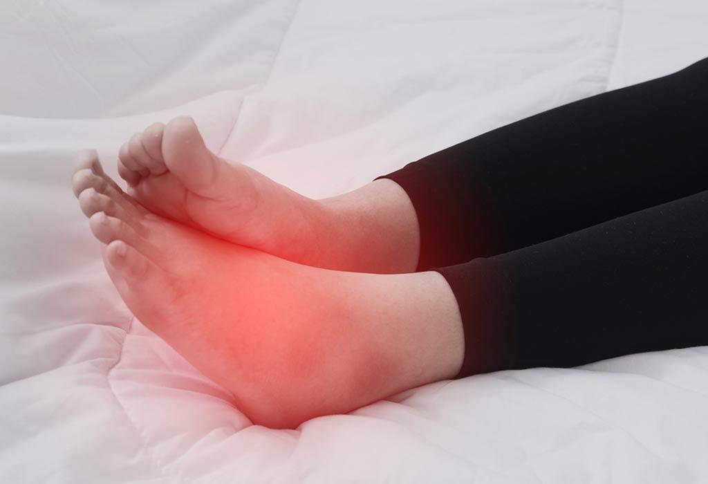 Болят ноги ходить на каблуках