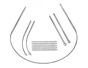 Инструменты для вязания. Виды спиц