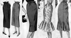 Конструирование юбки