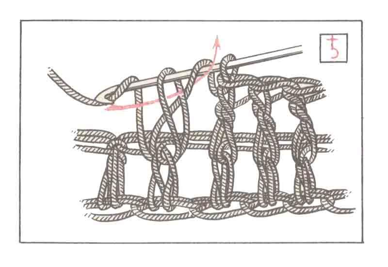 Рис. 8 Выступающий столбик с накидом